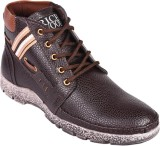 Affican warrior Boots (Brown)