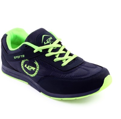Lancer Green Running Shoes