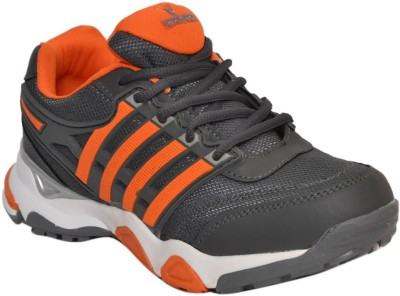 Twd Ph9009 Gry Org Running Shoes