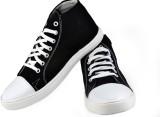 Vanessa Canvas Shoes (Black)