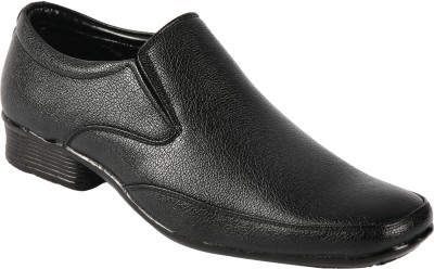 Bacca Bucci KP-32 Slip On Shoes(Black)