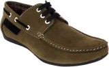 George Adam Ch2216green Boat Shoes (Gree...