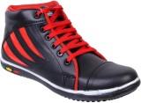 Fescon Raze Boots (Black, Red)