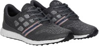 Kraasa Sports Running Shoes, Walking Shoes, Cricket Shoes, Cycling Shoes(Grey) best price on Flipkart @ Rs. 499