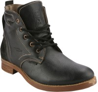 Wave Walk Royal Boots(Black)