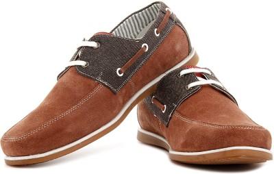High Sierra Boat Shoes
