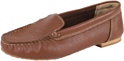 Leather Land Loafers