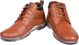 Affican Warrior Boots (Tan)