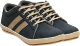Per Te Solo Boys Lace Sneakers (Black)