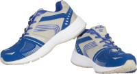 Ros 1076 Grey RBlue Walking Shoes