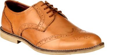 Zebra Men,S Formal Lace Up Shoes