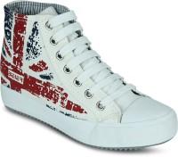 Get Glamr Yashura Sneakers(White)