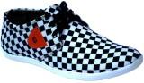 Reveller Casual Shoes (Black)