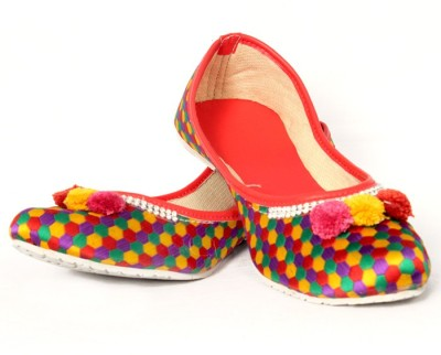 Rajsthali Footwear Colors Jutis