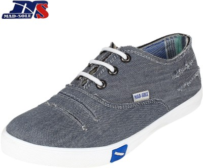 MAD-SOLE Canvas Shoes
