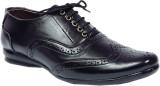 Shoe Mate Lace Up Shoes (Black)