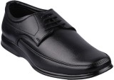 Twin Lace Up Shoes (Black)