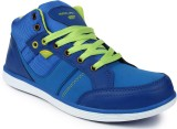 Mmojah Rapper-2 Casual Shoes (Blue, Gree...