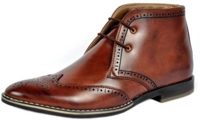 Sutoris Notable High Brogue Party Wear Shoes