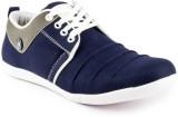 Fucasso Canvas Shoes (Blue)
