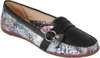 saffey Loafers(Black)