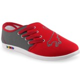 Wepro Casuals (Grey, Red)