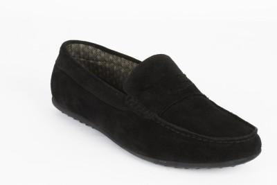 Dameriino Noir Driving Shoes