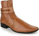 Funku Fashion Boots (Tan)