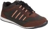 Shox Running Shoes (Green, Brown)