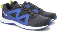 Reebok SUPREME RUN Running Shoes(Grey)
