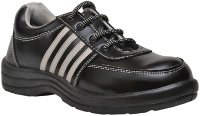 Tek-Tron Polo Star Safety Lace Up Shoes