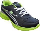 Adreno Sports 9 Running Shoes (Black, Gr...