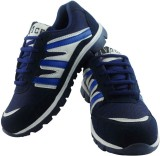 Elvace 8014 Running Shoes (Blue)