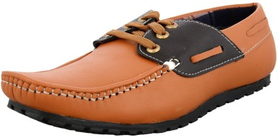 Zohran Boat Shoes