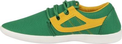 Gasser Ridergreen Canvas Shoes