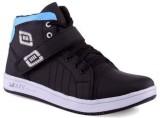 ramzy Boots (Black, Blue)