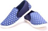 Maxis NT-6126 Mocassins Canvas Shoes (Bl...