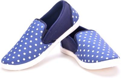 Maxis NT-6126 Mocassins Canvas Shoes