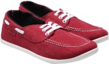 F22 Lace Casuals (Red)