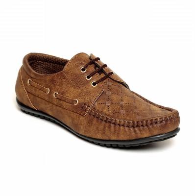 VERDIOZ mens tan shoes Casuals