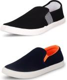 SCATCHITE LASTO-P5 Canvas Shoes (Multico...