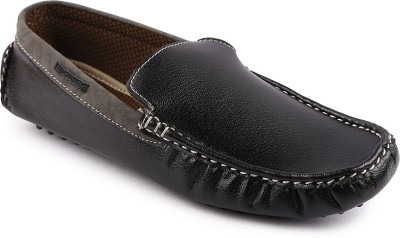 True Soles TCL118 Loafers(Black)