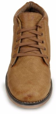 M-Toes M- Toes MT1011 Brown Men Casual Shoes