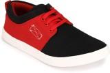 Jacs Shoes JACSC5025 Casuals (Red)