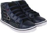 Vivaan Footwear Blue-116 Casual Shoes (B...
