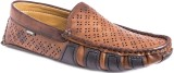Azazo Loafers (Brown)