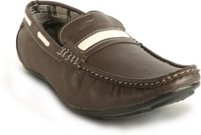 Calaso 202 Brown Loafers