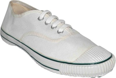 Bata Unisex Canvas School Shoe