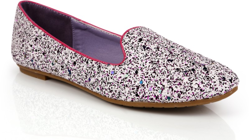 INTOTO Starry Night Loafers(Purple)