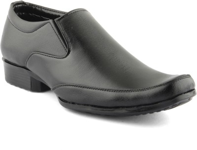 DK Derby Kohinoor Black Slip On